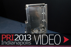 PRI 2013: Canton's LS-Next Oil Pan and Billet Rail Valve Covers