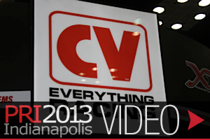 "PRI 2013: CV Products Really is ""Everything Racing"""