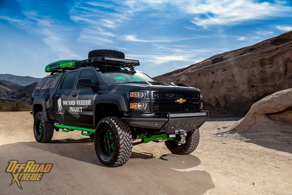 Truck Feature This 2014 Chevy Silverado Was Built To
