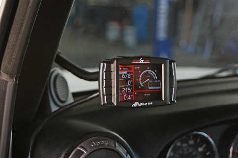 Bully Dog GT Tuner For The Jeep Delivers Special Features And Power