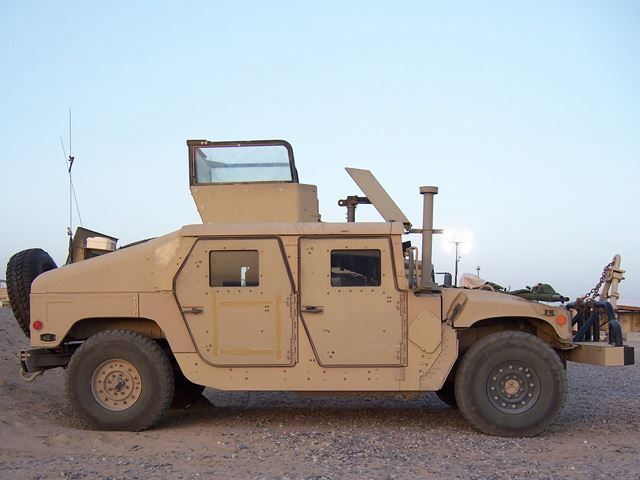 Hummer Fire Sale! First Time U.S. Gov Sells Military Rigs to Public