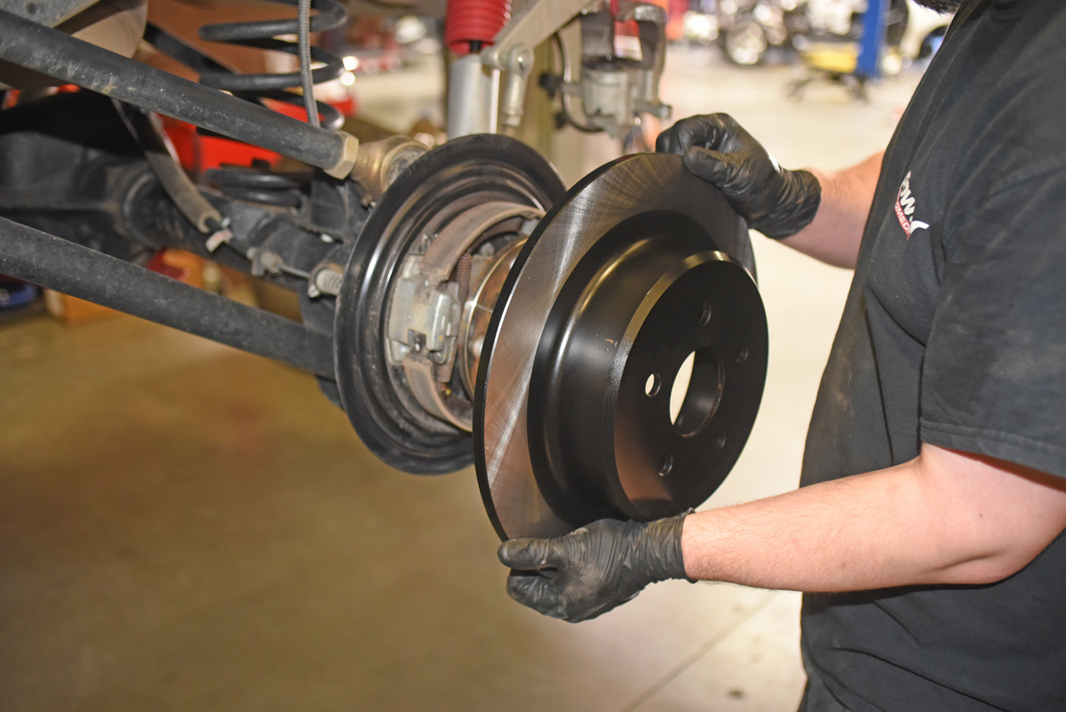 Dynatrac Delivers Greater Grip For Jeep Wrangler JK Brake Systems