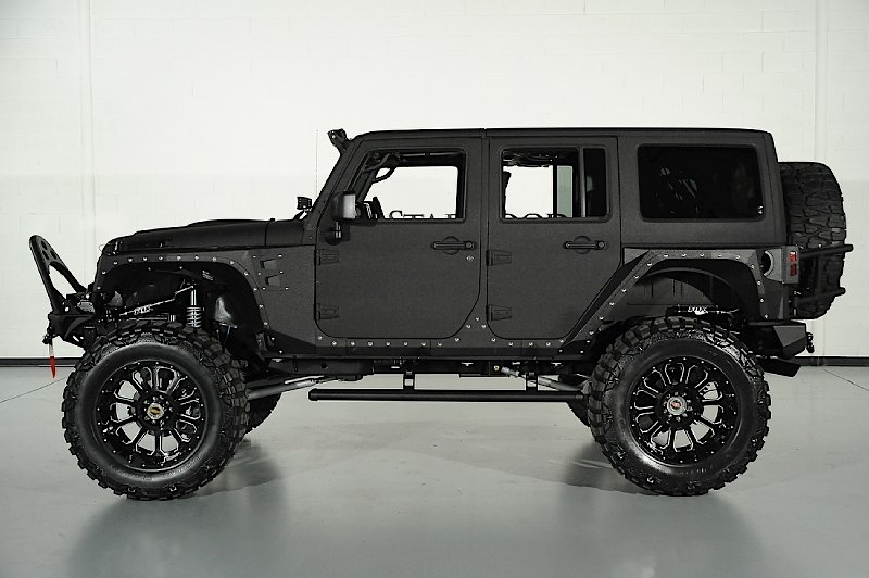 eBay Find: The Ultimate Jeep Wrangler - Off Road Xtreme
