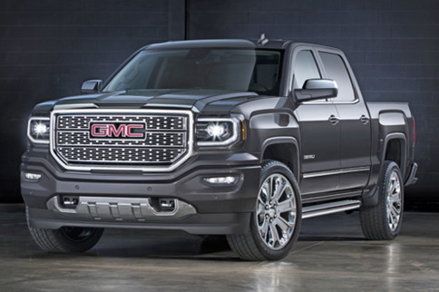 Video: The All-New 2016 GMC Sierra