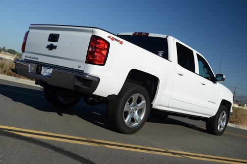 Ground Clearance: BDS Suspension Lift Kit