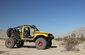 Trevor Hall's Toyota Hilux: Guerrilla Style At King Of The Hammers