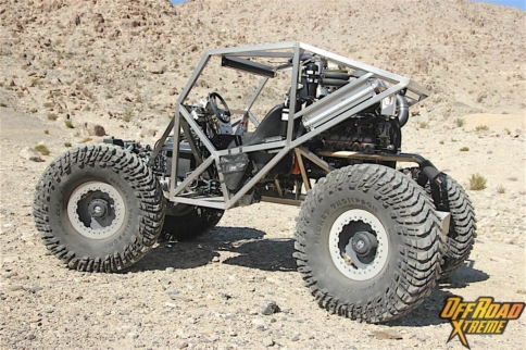 Off-Roading On Another Level: Jeff Friesen's Hydrodynamic Buggy