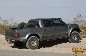 Out-Gunning the Raptor With Jeff Young's Custom F-150 Prerunner