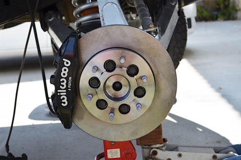 Stopping In The Dirt With Wilwood Brakes