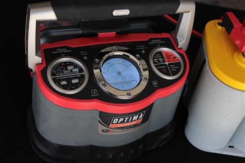 You Need This Optima Digital 1200 Battery Charger In Your Garage