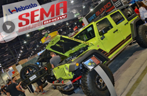 SEMA 2016: Webasto Dropping The Top And Keeping It Cool For Jeeps