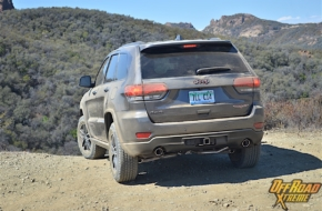 Getting Dirty and Going Fast With Jeep's 2017 Lineup