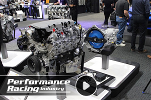 PRI 2016: Chevrolet Performance Shows Off LT376 Connect & Cruise