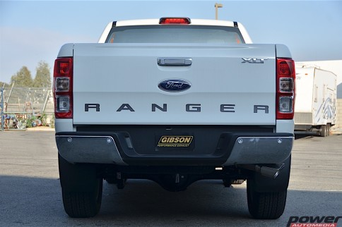 Caught! Could This Be The Next Ford Ranger?