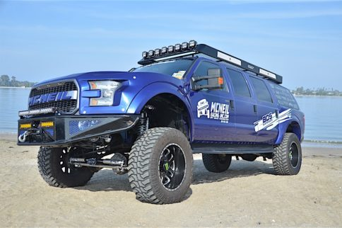 The Ultimate SUV: McNeil Racing's Sixcursion