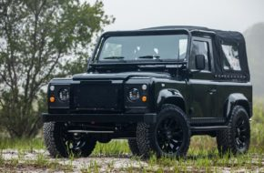"Video: The ""Honey Badger"" Land Rover Defender Sports An LS3"