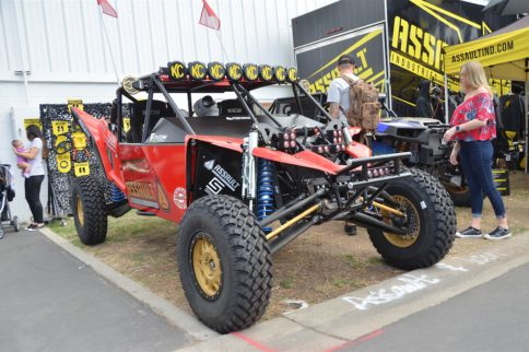 Getting Ready For The Dunes: The 2017 Sand Sports Super Show