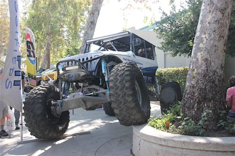 Top 5 Vehicles Of The 2017 Off-Road Expo