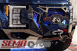 SEMA 2017: Fab Fours Features Grumper For Trucks