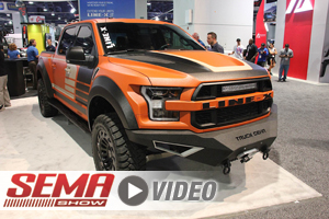 SEMA 2017: The Progress Of LINE-X
