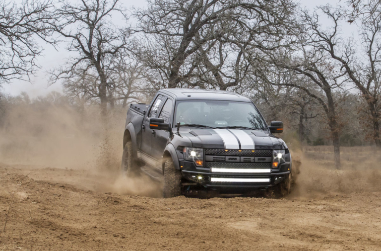 Texas Raptor Runs Raptor X: Here We Go Again At Rally Ready