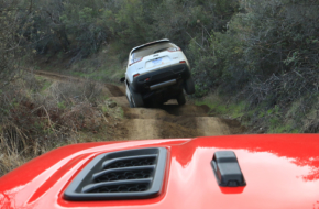 Jeep Invades Malibu Hills With Their Latest Wrangler and Cherokee