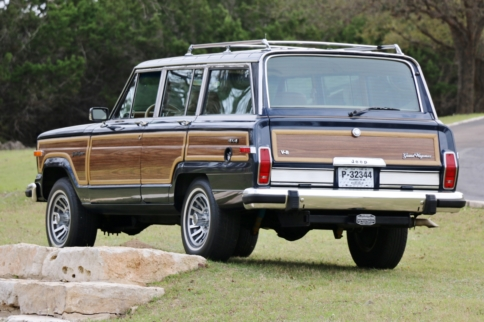 Wagonmaster Keeps Jeep Wagoneers Looking Their Best And On the Road