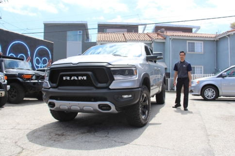Inside Look: The 2019 Ram 1500 And What It's All About