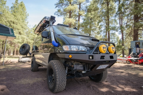 Top 5 Vehicles Of 2018 Overland Expo West