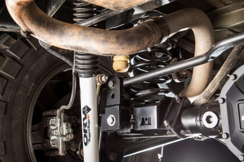 Rugged Ridge Releases Jeep Wrangler JK Adjustable Rear Track Bar