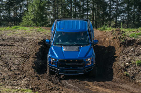 Video: Engineering Explained Discusses The Raptor's 4WD & AWD