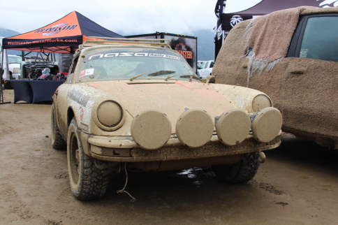 Mini-Feature: Jason Lightner's Porsche 912E Rally Car