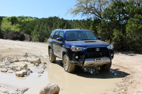Mud and Memories: 2018 Toyota 4Runner TRD Off-Road Premium Review