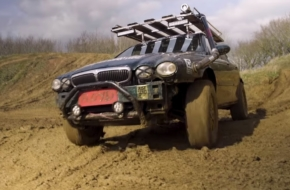 Video: Will Project Mud-Type Survive Its Off-Road Test? Pt. 6