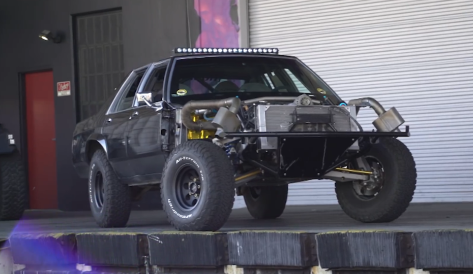 Video: LS2-Powered Ford LTD Lives By The Rules Of No One