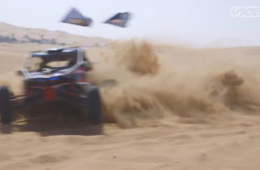"Video: Off-Road Racing On Abu Dhabi's ""Hill Of Horrors"""